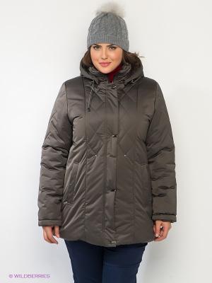 Куртка IRJA Maritta. Цвет: антрацитовый