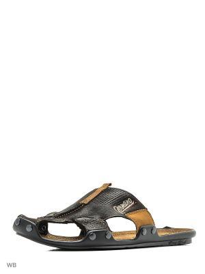 Пантолеты ID! Collection. Цвет: коричневый