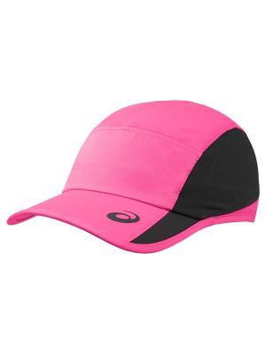 Бейсболка Performance ASICS. Цвет: розовый