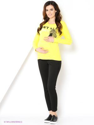 Свитшот Mammi. Цвет: желтый
