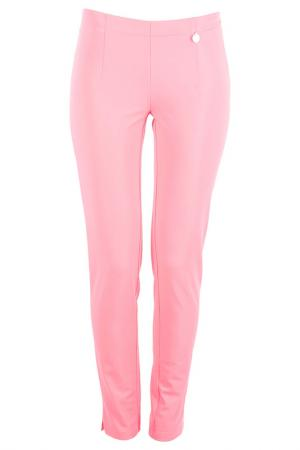 Леггинсы Class Cavalli. Цвет: розовый