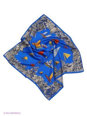 Платок Mascotte. Цвет: синий