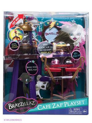 Игровой набор Магическое кафе BRATZILLAZ. Цвет: фиолетовый