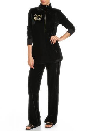 Домашний костюм MIKRONESSE. Цвет: черный