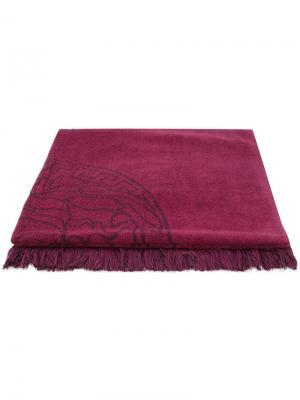 Полотенце Medusa Palazzo Versace. Цвет: красный
