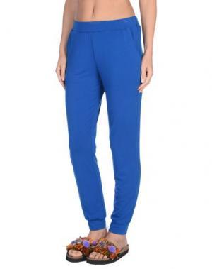 Пляжные брюки и шорты TWIN-SET Simona Barbieri. Цвет: синий