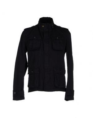 Куртка BRIAN DALES. Цвет: темно-синий