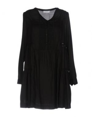 Короткое платье SITA MURT/. Цвет: черный