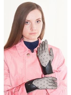 Перчатки Castlelady. Цвет: черный