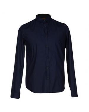 Pубашка C'N'C' COSTUME NATIONAL. Цвет: темно-синий