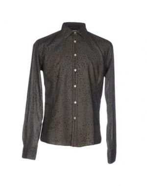 Pубашка GUYA G.. Цвет: темно-зеленый