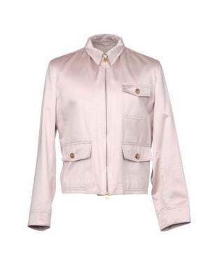 Куртка DUNHILL. Цвет: розовый