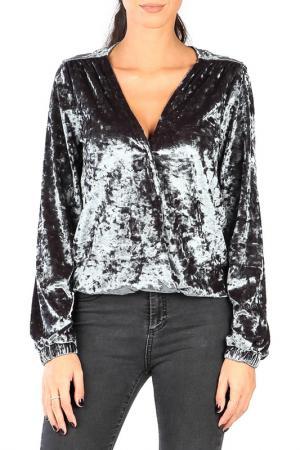 Блуза CARLA BY ROZARANCIO. Цвет: silver