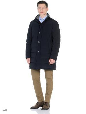 Куртка Herno. Цвет: темно-синий
