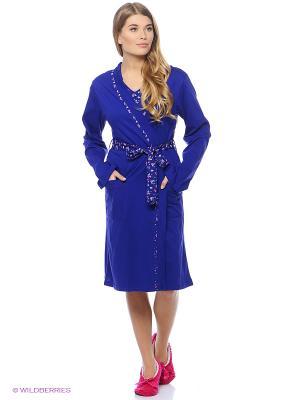 Комплект одежды Vienetta Secret. Цвет: индиго