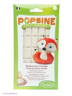 Дополнительный набор для творчества POPSINE, 110 г SENTOSPHERE. Цвет: белый