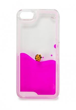 Чехол для iPhone Diva. Цвет: разноцветный