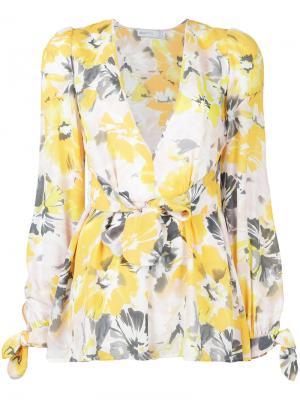 Блузка Passion Fruit Alice Mccall. Цвет: многоцветный