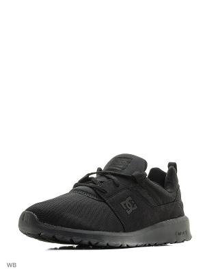 Кроссовки DC Shoes. Цвет: черный, темно-серый