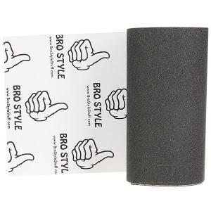 Шкурка для скейтборда  Color Fade Grip 2 Black Bro Style. Цвет: черный,оранжевый,желтый