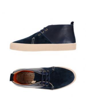 Высокие кеды и кроссовки POINTER. Цвет: темно-синий