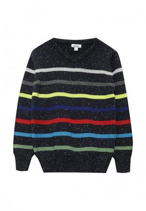 Пуловер Blukids. Цвет: синий