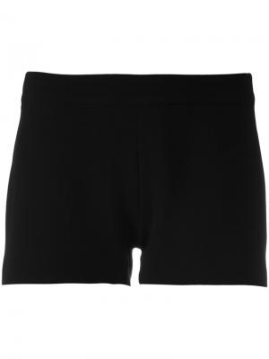 Облегающие шорты Gareth Pugh. Цвет: чёрный