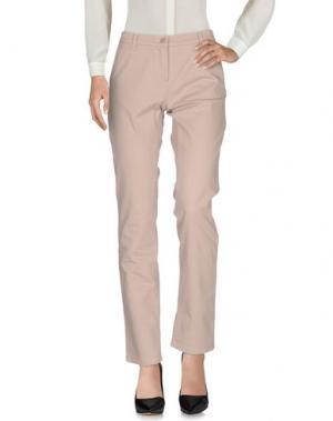 Повседневные брюки BARBOUR. Цвет: серый
