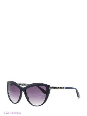 Солнцезащитные очки BLD 1615 101 Baldinini. Цвет: синий, темно-серый