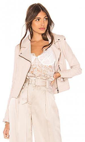 Куртка donna LAMARQUE. Цвет: румянец