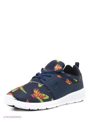 Кроссовки DC Shoes. Цвет: темно-синий