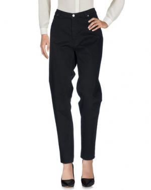 Повседневные брюки TAVIANI. Цвет: черный