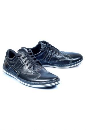 Ботинки ZAPATO. Цвет: черный