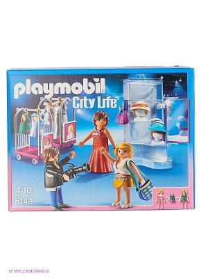Фэшн и Стиль: Фотосессия Playmobil. Цвет: синий