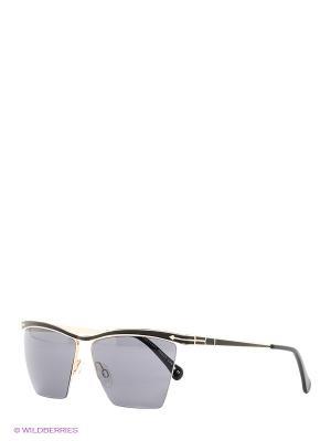 Солнцезащитные очки TM 031S 01 Opposit. Цвет: черный