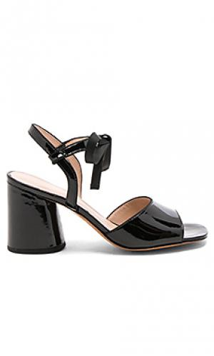 Туфли на каблуке wilde Marc Jacobs. Цвет: черный