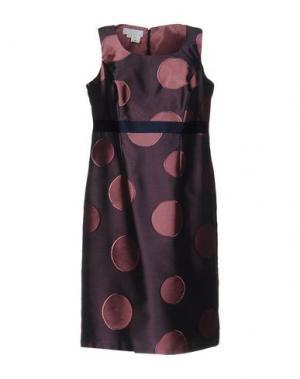 Платье до колена CAILAN'D. Цвет: фиолетовый