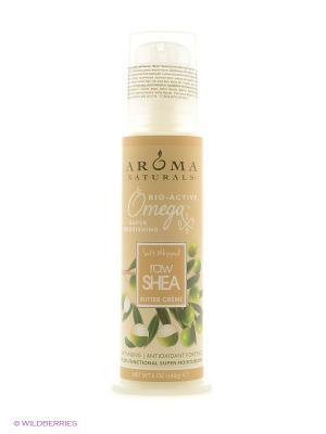 Супер увлажняющий крем с маслом ши, 142 гр Aroma Naturals. Цвет: белый