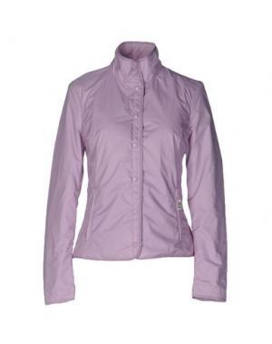 Куртка BPD BE PROUD OF THIS DRESS. Цвет: сиреневый