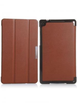 Облокжа skinBOX Smart Clips для планшета Asus Nexus 7 / Google второго поколения.. Цвет: коричневый