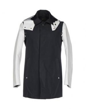 Легкое пальто KIRED. Цвет: темно-синий