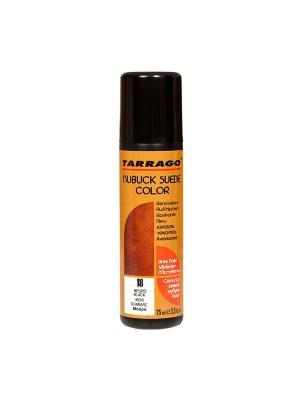 Краситель для замши и нубука, NUBUCK COLOR, флакон (черный), Tarrago. Цвет: черный