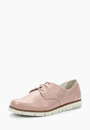 Ботинки Flexible by Bata. Цвет: розовый
