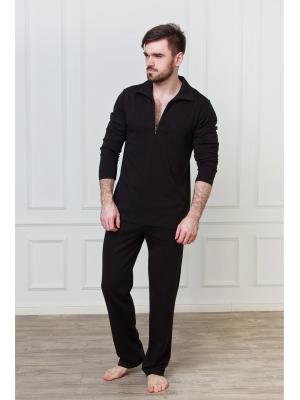Домашний костюм Kom. Цвет: черный