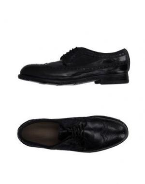 Обувь на шнурках PREVENTI. Цвет: темно-синий