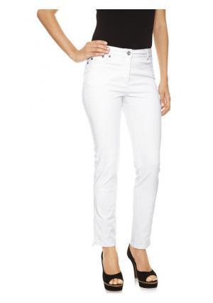 Моделирующие джинсы ASHLEY BROOKE by Heine. Цвет: синий потертый