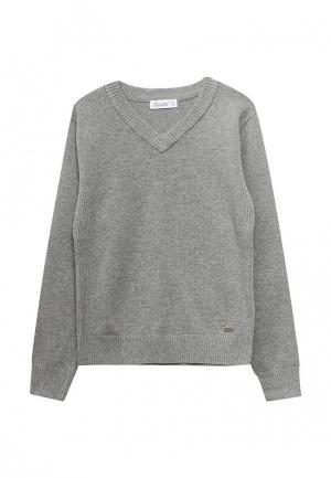 Пуловер Pinetti. Цвет: серый