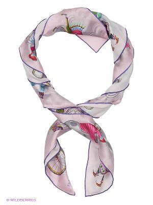 Платок Eleganzza. Цвет: бледно-розовый
