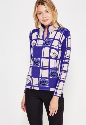 Пуловер Passioni. Цвет: разноцветный