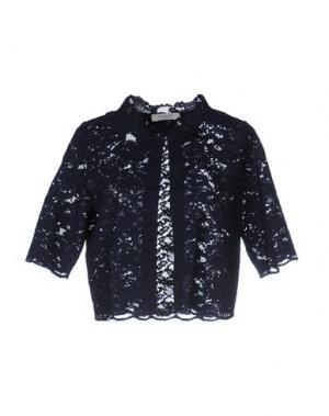 Пиджак CHARLOTT. Цвет: темно-синий
